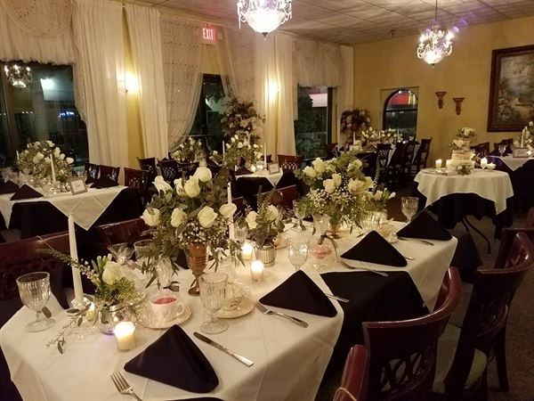 The Empress Tea Room and Divine Menus Catering