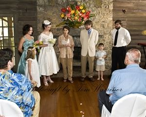 Cindy Warriner, Wedding Officiant