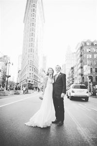 NY Bride and Groom
