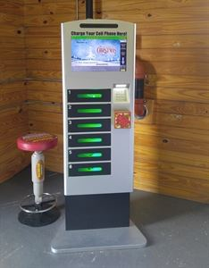 MobileCharge Kiosks