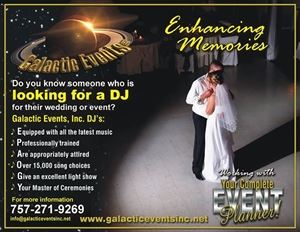 Galactic Events, Inc.- Jamestown