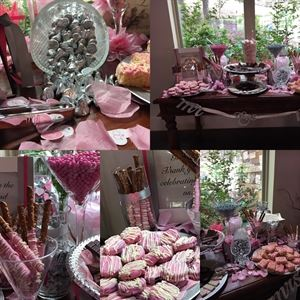 Sweet Delight Candy Buffet