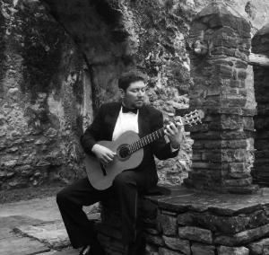 Classical/Spanish Guitarist Keith Kubena