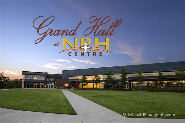 Grand Hall at NRH Centre