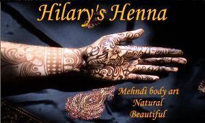 Hilary's Henna