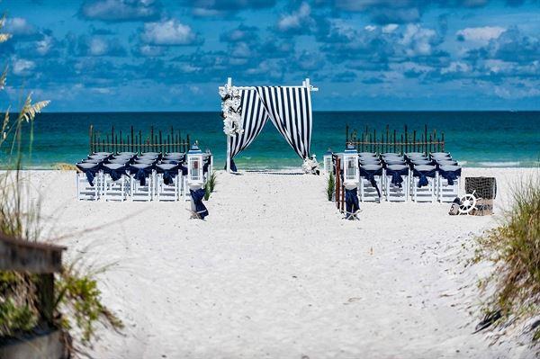 Gulf Beach Weddings & Receptions