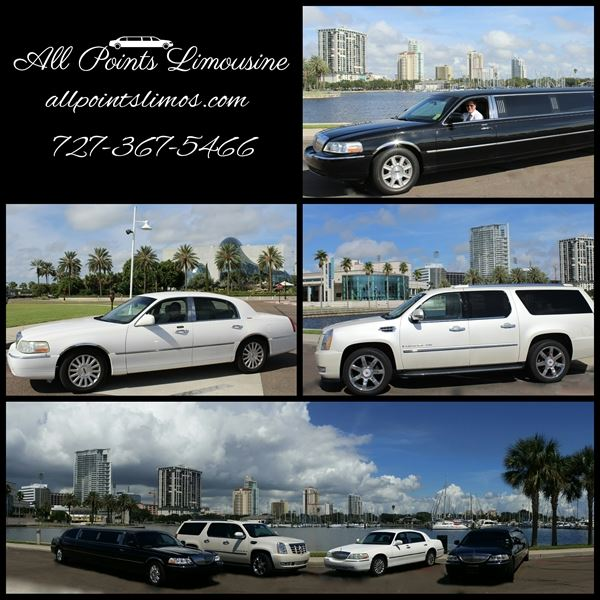 All Points Limousine, Inc.