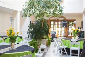 The Lounge + Atrium