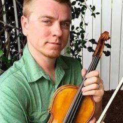 SRQ Violinist-Matt Dendy