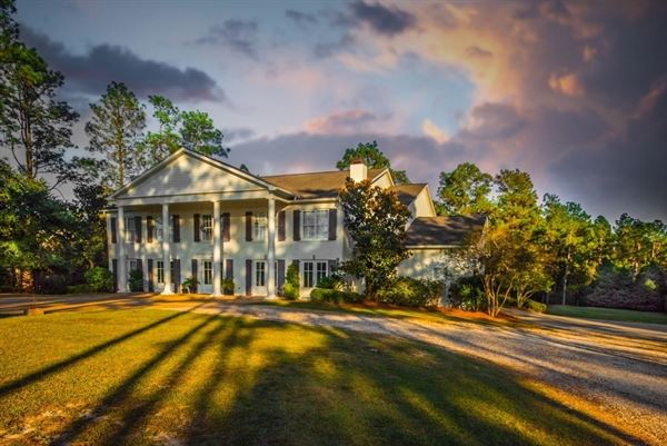 The Camellia House
