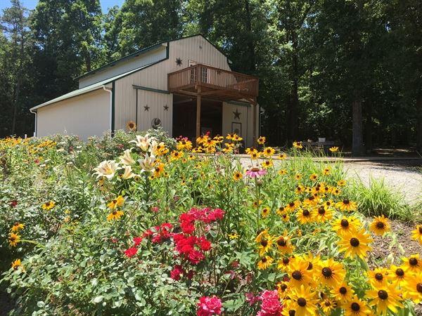 Harmony Oaks Farm - Edgemoor, SC - Wedding Venue