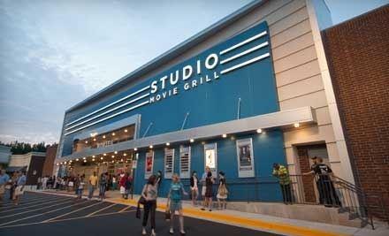 Studio Movie Grill - Holcomb Bridge