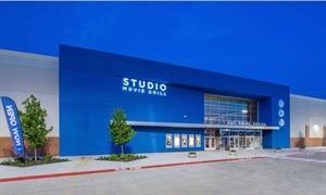 Studio Movie Grill - Tyler