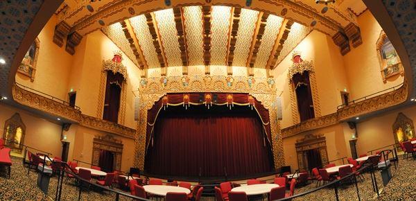 The Emporia Granada Theatre