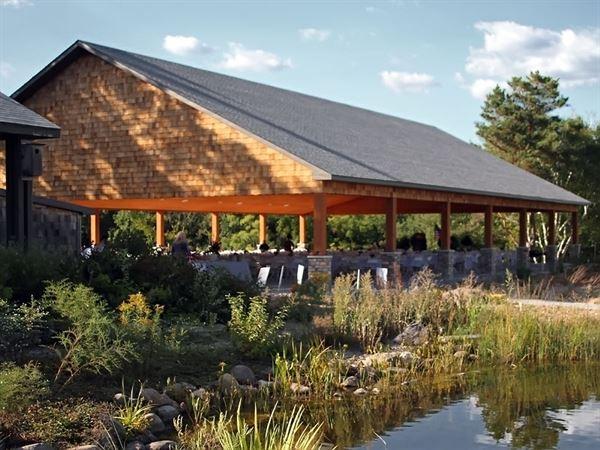 Carpenter Nature Center Hastings Mn Wedding Venue