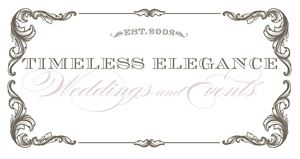 Timeless Elegance Weddings and Events