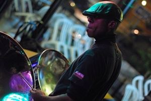 Anthony Roach, Steel Pannist/Vocalist