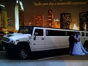 Executive style Limousine and airport transportation