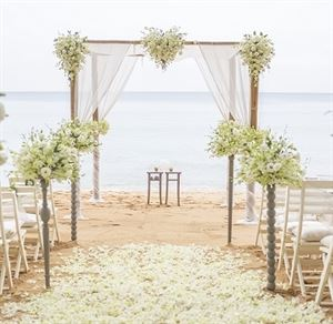 A Seaside Wedding & Events by Emerald Isle Realty