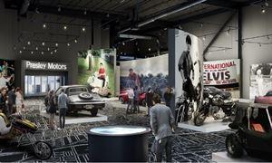 Presley Motors Automobile Museum