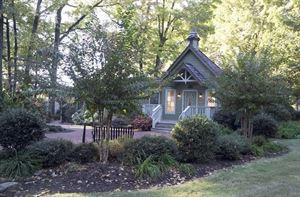 Graceland's Chapel in the Woods