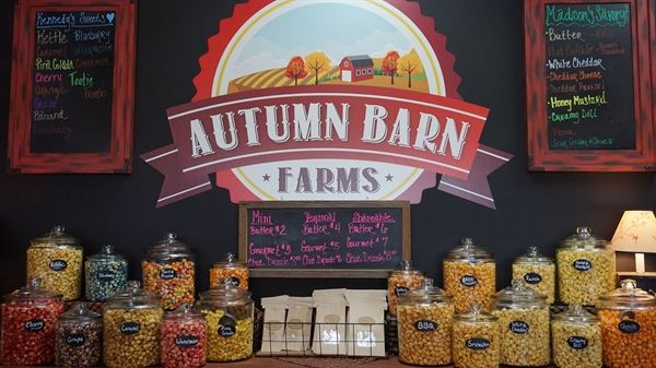 Autumn Barn Farms Gourmet Popcorn