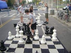 Giant Games of NYC