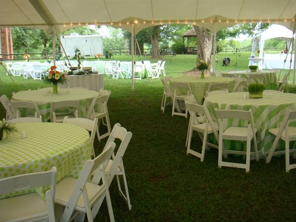 Party Equipment Rentals In Warner Robins Ga For Weddings