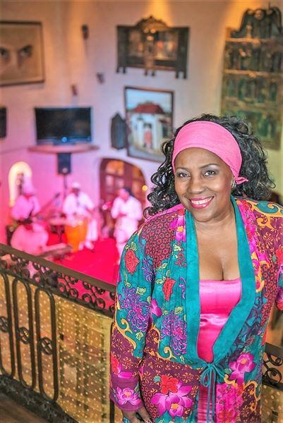 Rosalia de Cuba & Band