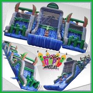 Jumpin Wheelies Party Rentals