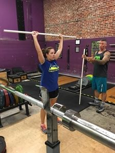 Crossfit Optimize Lexington