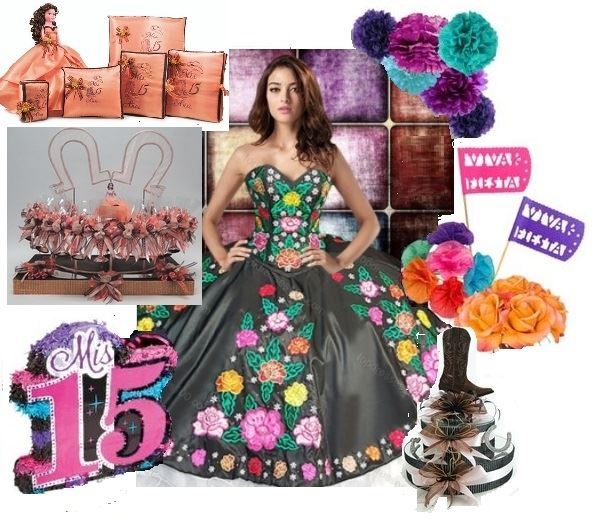 Quinceanera Style