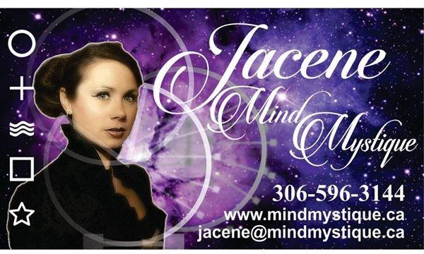 Jacene - Female Mentalist - Saskatoon - Weyburn - Winnipeg