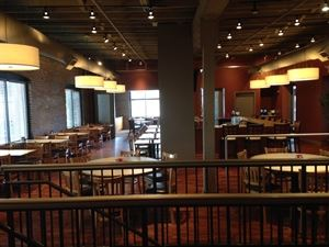 2nd Level Dining Area
