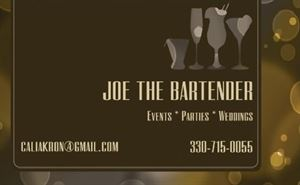 Joe the Bartender