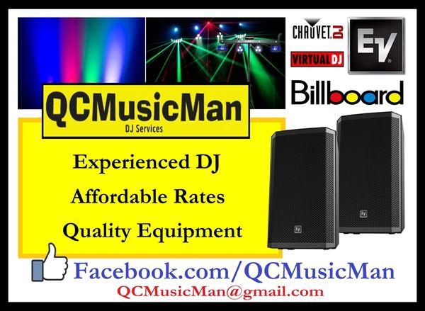 QC Music Man