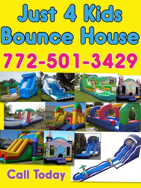 Just 4 Kids Bounce House & Party Rentals