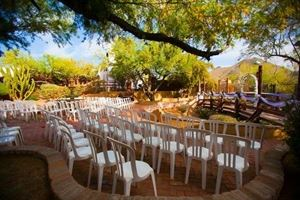 Silver Spur Event Patio