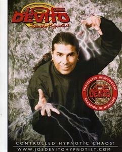 Joe DeVito The Comedy Stage Hypnotist