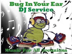 Bug In Your Ear DJ Services