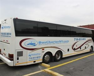 JFK Bus Charter Rental