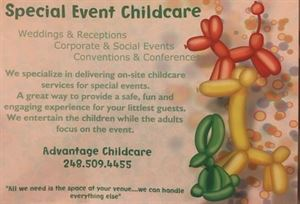 Advantage Special Event Childcare