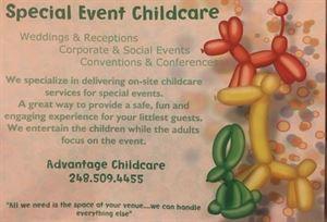 Advantage Special Event Childcare