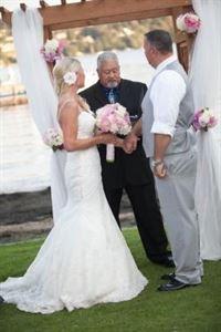 weddings by reverend Armando