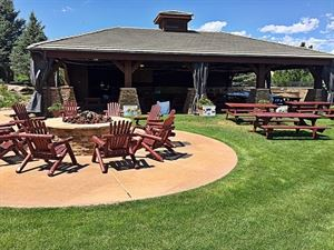 Green Valley Ranch Golf Club Event Pavilion