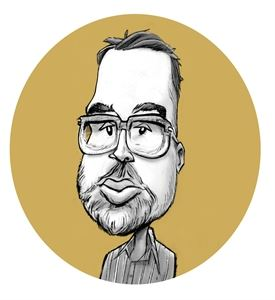 Caricatures By Simon