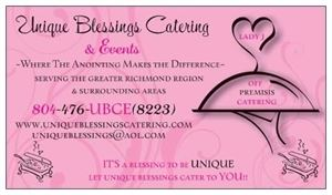 Unique Blessings Catering & Events