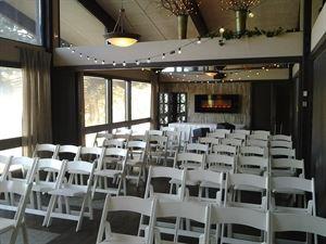 Dance floor- Porch area
