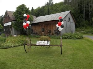 Jeudevine Falls Events Center