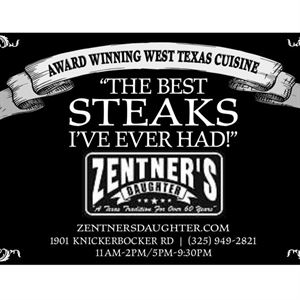 Zentners Daughter Steakhouse